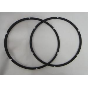 China Black Speaker Box Accessories , Shockproof Foam Gasket CE RoHs Certification on sale