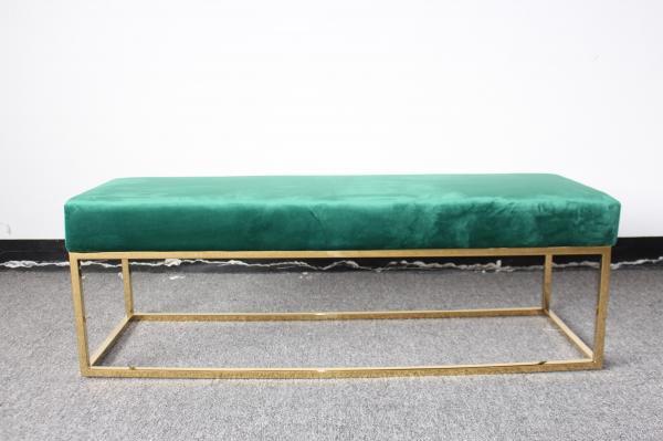 Prime Stainless Steel Leg Uphostered Ottoman Bed Stool Button Dailytribune Chair Design For Home Dailytribuneorg