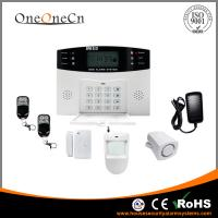 Remote Control GSM Security Alarm Systems Home Anti - Pets
