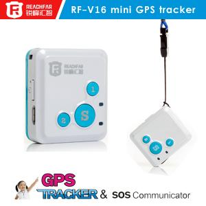 China worlds smallest gps tracking device mini children gps tracker necklace gps v16 on sale