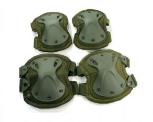China Factory military green knee and elbow pads on sale