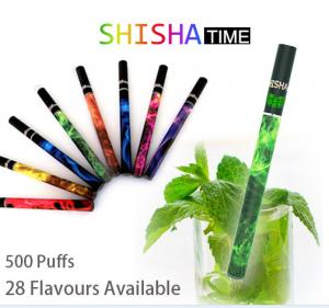 China Disposable Electronic Shisha 500 Puffs Shisha Time pens Eshisha on sale