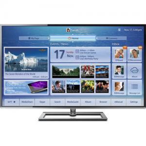 China Toshiba 65L7350U 65 3D precio ultra delgado $980 de la nube LED TV on sale