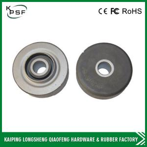 China Natural Engine Rubber Mounts For Hyundai Excavator R200 Front on sale