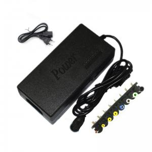 China Adjustable AC DC Universal Notebook Power Adapter 96w 12V 24V on sale