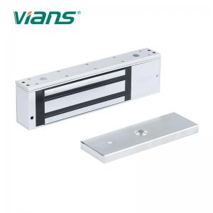 China 12V/24V Access Control Fail Secure Magnetic Lock 500kgs 1200lbs Power Off To Open on sale