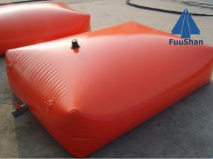 China Fuushan Quality-Assured Collapsible Pillow TPU Aluminium Water Tank on sale