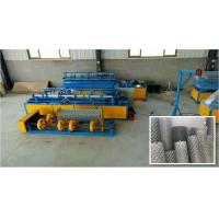 2m to 6m Automatic Single Wire Chain Link Fence Making Machine India