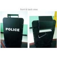 China NIJ Standard Handheld bulletproof shield to stop Somali pirate, HPSS on sale