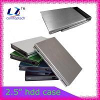 "2.5""external sata hdd case/hard drive enclosure/1 Tb storge box"