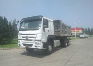 China 30T Sinotruk Howo Heavy Duty Dump Truck Chassis 12.00R20 Steel Tyre on sale
