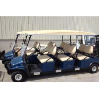CE approved electric golf cart with Six-seater/Popular Electric car motor kit/6 passenger electric golf cart(M6)