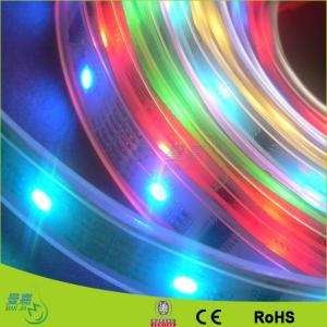China Brightest Warm White Rgb LED Ribbon Tape Light Strips DC 12v / 24v For Cars on sale