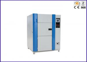 China Electronic Hot And Cold Temperature Test Chamber , Thermal Shock Test Chamber CE Approved on sale