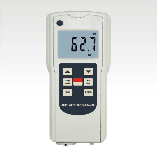USB Data Output Coating Thickness Gauge, F and N, Integral Type, Paint Thickness Meter TG-8620