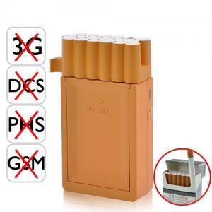 China type noir de cigarette de إشارة جهاز تشويش brouilleur complet de signal de puissance élevé on sale