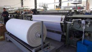 Quality 1600mm SMS Non Woven Fabric Production Line For Feminine Hygiene Material for sale