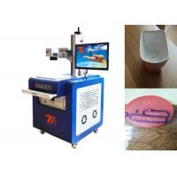China High Speed UV Laser Marking Machine / Laser Etching Machine 3w 5w 7w on sale