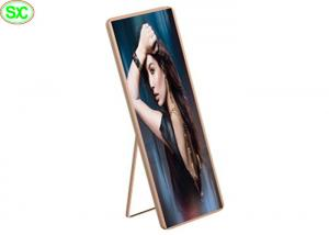 China P3 HD Indoor LED Digital Poster Display Screen Super thin 5cm on sale
