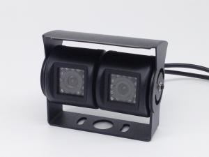 China Dual Lens Driving Recorder Camera Car Security Camera 90 Degree DC5V on sale
