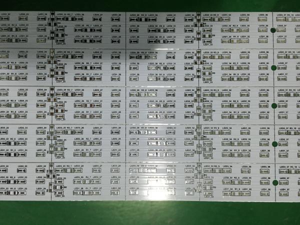 high density printed circuit board led prototype pcb design layout rh ledlightpcb sell everychina com