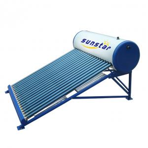 China non pressurized solar hot water heater on sale