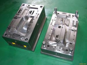 China Customized Plastic Precision injection molding , hot runner injection mould on sale