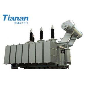 China 220kv Off LoadTap Changer Oil Type Transformer / High Power Transformer on sale