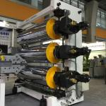 Luggage ABS sheet co rotating twin screw extruders