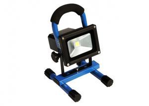 China Blue 7800mA 12V LED Flood Lights Portable Led Floodlight 30W 3000Lm on sale