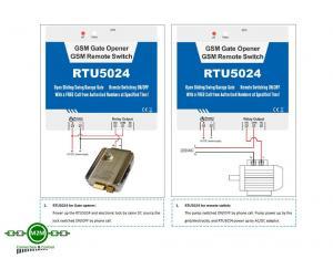 China smart door controller pump controller Irrigation controller RTU-5024 on sale