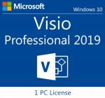 Ms Visio Office 2019 Download Professional Full Retail Version Microsoft For Windows PC