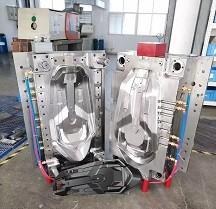 China Customized Injection Mold Car Parts Mold Single / Multi Color 2D 3D on sale