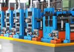 HG76 Erw Carbon Steel Pipe Production Machine Straight Seam Tube Line