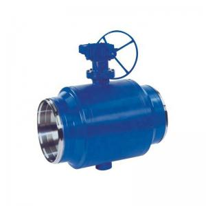 China Ss Or Customize Material Quality Gear Operated Ball Valve Manufacturers on sale