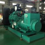 640KW Cummins Power Diesel Generator 3 Phase Industrial Generator Diesel Genset