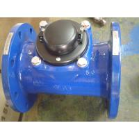 50mm Woltman Water Meter For Cold / Hot Water with Removable Element Structure
