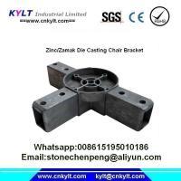 Zinc/Zamak Die casting/ Injection Chair Table parts