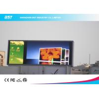 SMD2727 Large Led video wall Display / outdoor led advertising screens power saving