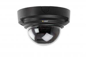 China Digital HD Color CCTV Camera Vandal-proof Dome , Progressive Scan With Dual-stream on sale