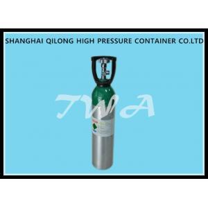 China Alloy Aluminium Cylinder High Pressure Aluminum Gas Cylinder 20L Safety Gas Cylinder for Medical use on sale