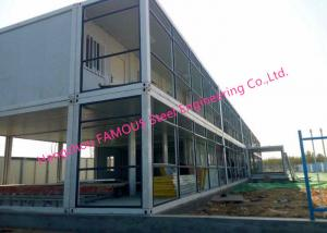 China Economic Light Weight Prefabricated Steel Structure Pre-Engineered Building Prefab House on sale