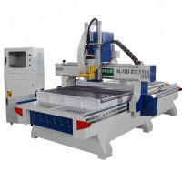 6kw Air Cooling Spindle Cnc Acrylic Cutting Machine , 3d Woodworking CNC Router