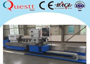 China Double Head Industrial Laser Machine , Low Cost Texturing Laser CNC Machine on sale