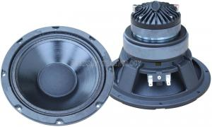 China 8 Inch 75w Coaxial Car Speakers Pro Audio Speakers With Aluminum Frame supplier