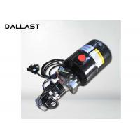 China DC 24V 2KW Small Hydraulic Power Pack Unit with Wire Control Switch on sale