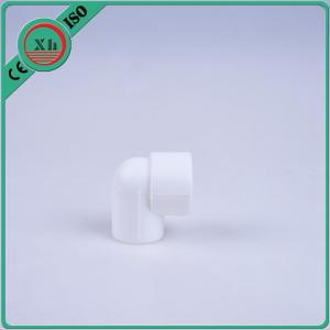 China Eco Friendly PPR Pipe Elbow Low Thermal Conductivity Easy Installation on sale