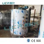 Eco Friendly Flake Ice Evaporator Machine Low Global Warming Effects