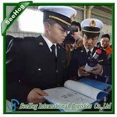 China How many days will the customs clearance of Korean food (beverage) be cleared on sale