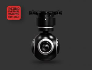 China Lightweight EO IR Gimbal 1080p Full HD Images And High Definition Video Supported on sale
